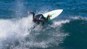 Aloha Surf School, catching waves wild Atlantic way