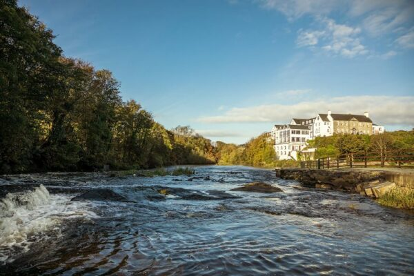 Falls Hotel and Spa, Carbon Neutral River views
