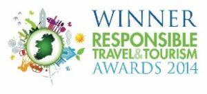Winner Responsible Travel & Tourism Awards 2014