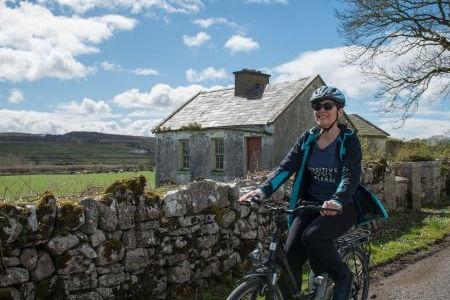 Cycle the Burren